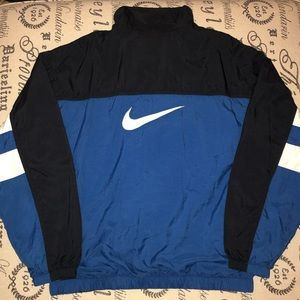 Vintage Nike Windbreaker Big Swoosh